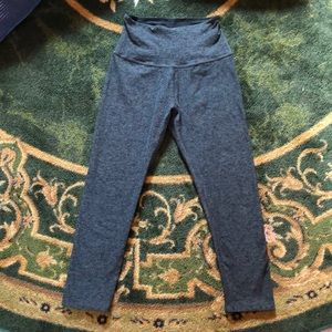 Beyond Yoga Pants - Beyond Yoga Spacedye High Waisted Capri Legging